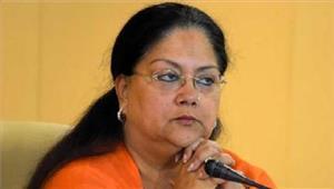इन्द्रा देवी के निधन पर वसुंधरा नेजताया शोक