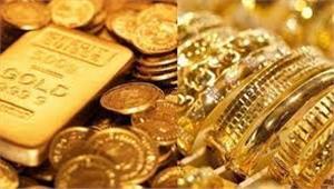 सोना 190 रुपये लुढ़का चांदी200 रुपये सस्ती