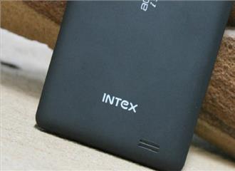 Intex ने स्मार्टफोन