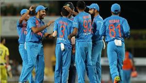 बारिश भी न रोक सकी भारत की राह आस्ट्रेलिया 9 विकेट से हारी