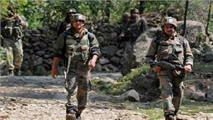 जम्मू एवं कश्मीर में सुरक्षा बलों के साथ मुठभेड़ में दो आतंकवादी ढेर