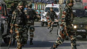 कश्मीर में सुरक्षाबलों ने आतंकवादियों के खिलाफ घेराबंदी और तलाशी अभियान शुरु किया