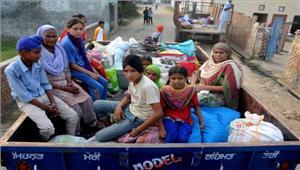 जम्मू एवं कश्मीर  900 से ज्यादा लोगसुरक्षित स्थानों पर पहुंचे