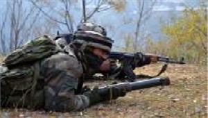 पाकिस्तानी सेना ने एलओसी पर की गोलीबारी