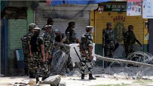 जम्मू एवं कश्मीर सुरक्षा बलों और आतंकवादियों के बीच मुठभेड़ में किशोर घायल