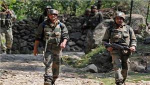 जम्मू - कश्मीर में सुरक्षा बलों ने आतंकी को किया ढेर