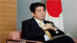 जापानी प्रधानमंत्री आबे बुधवार से भारत के दो दिवसीय दौरे पर