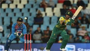 ड्युम्नी और क्लासेन की शानदार पारी से दक्षिण अफ्रीका ने भारत को हराया