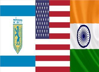 येरूशलम भारत और अमेरिका