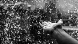 झाबुआ मेंरिमझीम बारिश
