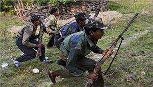 झारखंड सुरक्षा बलों के साथमुठभेड़ में दो नक्सलीढेर