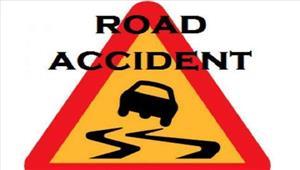 झारखंड  सड़क दुर्घटना में4 की मौत