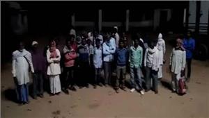 नक्सल प्रभावित पुंदाग के ग्रामीणों ने उठाई विस्थापन की मांग