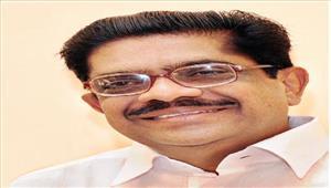केपीसीसी अध्यक्ष वी एम सुधाीरन ने दिया इस्तीफा