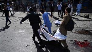 काबुल आतंकी हमले में 80 की मौत