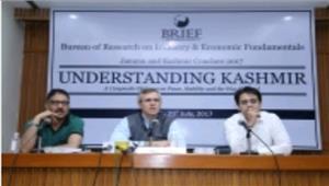 कश्मीर मेंसमस्या के लिए पाकिस्तानजिम्मेदारनहीं उमर अब्दुल्ला