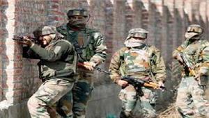 कश्मीर सीआरपीएफ ने दोआतंकियों को मार गिराया