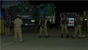 कश्मीर सुरक्षा बलों से मुठभेड़2 आतंकी ढेर