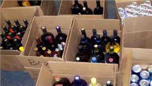 अवैध शराब बिक्री को लेकर सौंपा ज्ञापन