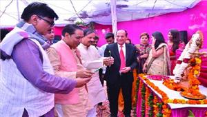 शिक्षा रोजगार परक के साथ राष्ट्र को नई दिशा प्रदान करने वाली हो  शर्मा