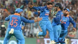 कोलकाता वनडे  भारत ने ऑस्ट्रेलिया को 50 रनों से मात दी
