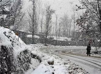 जम्मू एवं कश्मीर में शीतलहर का कहर बरकरार , लेह सबसे ठंडा
