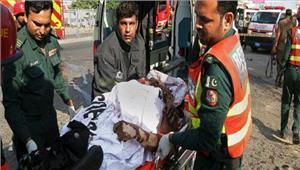 लाहौर  विस्फोट में26 की मौत