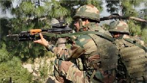 नियंत्रण रेखापरभारतीय व पाकिस्तानी सेना के बीचगोलीबारी