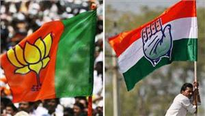 लोकसभा उपचुनाव में कांग्रेस और भाजपा ने किए जीत के दावे