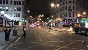 लंदन में गैस लीक से 2 रेलवे स्टेशन बंद