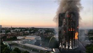 लंदन आग्निकांड  लापता 58 के मरने की आशंका