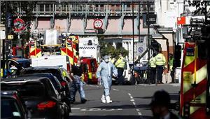 आईएस ने  ली लंदन ट्रेन हमले की जिम्मेदारी