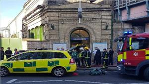 लंदन ट्यूब ट्रेन आतंकी हमले के आरोपी की पहचान हुई