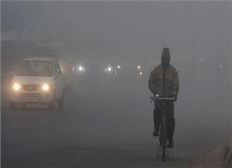 तेज हवाओं ने उत्तर प्रदेश में बढ़ाई ठंड