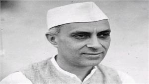 मप्र  भाजपा युवा मोर्चा ने नेहरू को लालची बताया कांग्रेस ने मांगा आजादी का हिसाब