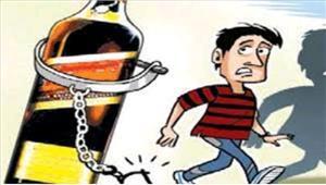 मध्यप्रदेश लाखों रुपए की अवैध शराब जब्त