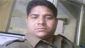 मध्यप्रदेश मेंपुलिस आरक्षक की हत्या