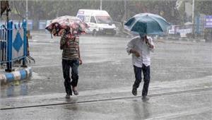 मध्यप्रदेश मौसम विभाग ने जारी किया अलर्ट