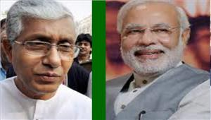 त्रिपुरा चुनाव  माकपा को काम तो बीजेपी को आक्रामक रणनीति पर भरोसा