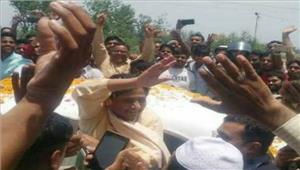 भाजपा का असली चेहरा दलित विरोधी योगी सरकार समाज को तोड़ने का काम कर रही  मायावती