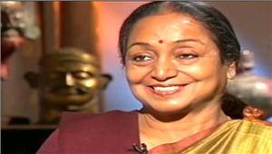 राष्ट्रपति चुनावदलित बनाम दलित के मुद्दे पर लड़ा जा रहा हैदुखी हूं  मीरा कुमार