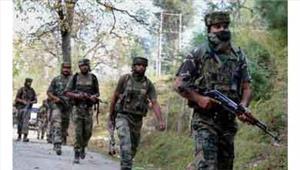 कश्मीर में आतंकी ठिकानों का भंडाफोड़