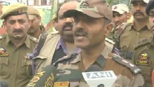 जम्मू- कश्मीरआतंकवाद रोधी कार्रवाई में  कुल नौ लोगों की मौत