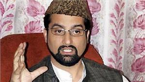 कश्मीर समस्याआतंकवादियों को मारने से नहीं सुलझेगीमीरवाइज