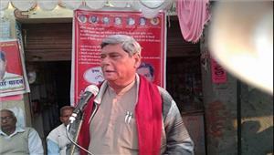 मोदी चुनाव में काला धन बाँट रहे हैं - शर्मा