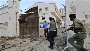 मोगादिशू के होटल में आतंकवादी हमला15 लोगोंकी मौत