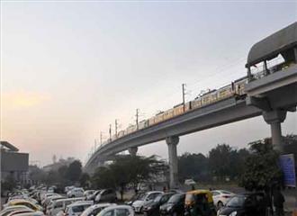 दिल्ली में आसमान साफ बना रहेगा