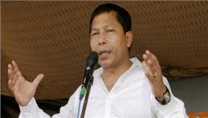 संगमा ने भाजपा परमतदाताओं को धमकाने का आरोप लगाया