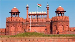 मुंबई के फिल्मी सेट की तर्ज पर बनेगा लाल किला के सामने रामलीला का मंच