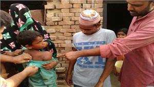 मुजफ्फरनगर का शेरपुर  पुलिस पर गोकशी के नाम पर फायरिंग का आरोप दर्जनों घायल